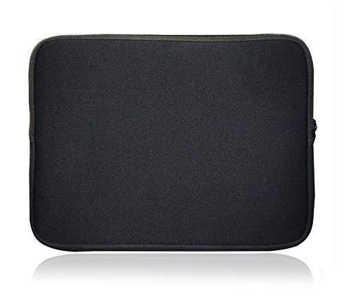 Sweet Tech Schwarz Neopren Schutzhülle Sleeve Passend für Blaupunkt Endeavour 1010 Tablet 9.7 Zoll
