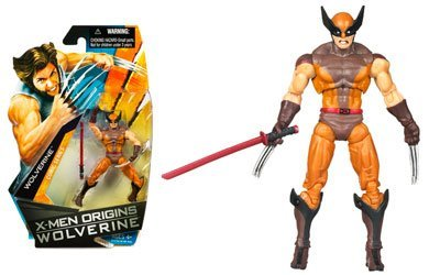 Xmen Anzug - X-Men Origins Wolverine - Comic Series