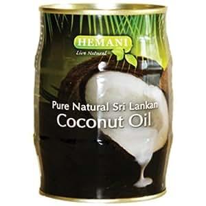 Hemani Coconut Oil 400ml by Hemani International KEPZ