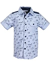 blue seven Camisa - Para Niño