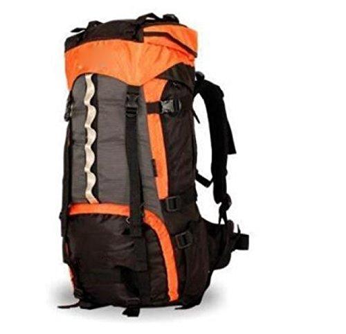 Bergsteigen Wandern Rucksack Reise Rucksack Daypack Für Sport Camping Klettern Tasche,Blue Orange