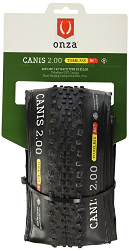 ONZA CANIS TUBELESS UST   NEUMATICO PARA BICICLETA (26 X 2)