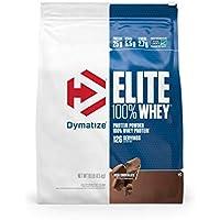 Dymatize Nutrition Elite Whey - 10 lbs (Rich Chocolate)