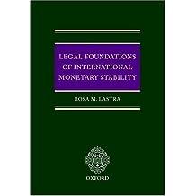 Legal Foundations of International Monetary Stability (0)