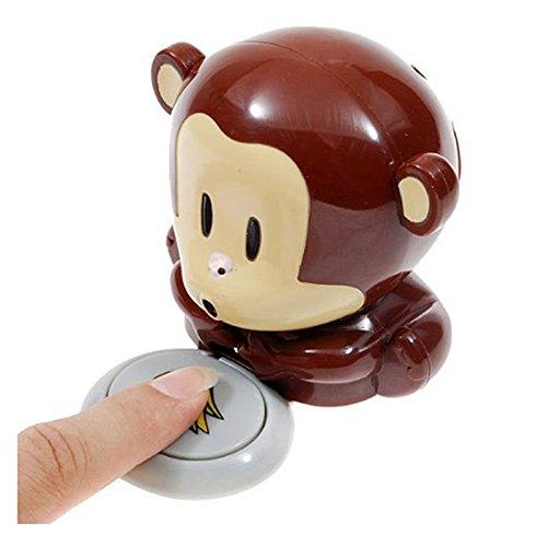 JUNGEN Lindo Mono Secador de uñas uñas es soplan secador de secador de uñas