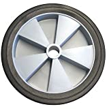 Kunststoff-Rad Typ 190 P / 240 B Ersatzteil für Atika Betonmischer SX 130/145 ***NEU***