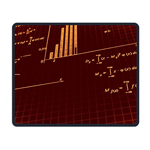Mobile Chart (Deglogse Gaming-Mauspad-Matte, Smooth Mouse Pad Math Chart Mobile Gaming Mousepad Work Mouse Pad Office Pad)