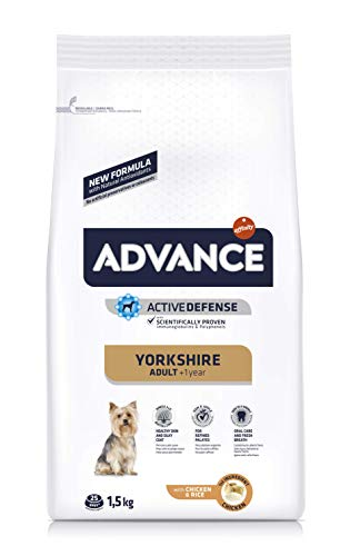Advance Pienso Perro Yorkshire Terrier Pollo - 1500