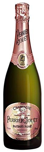 Champagne Grand Brut Blason Rosé PERRIER JOUET -