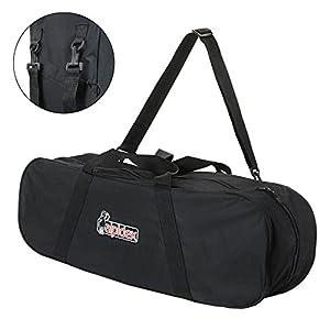 ALPIDEX Schneeschuhtasche für Schneeschuhe in der Größe 25 Oder 29 inch