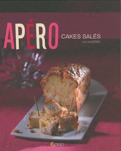 Apéro cakes salés par Lisa Mazières