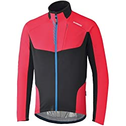 Shimano Giacca Performance Windbreak Red