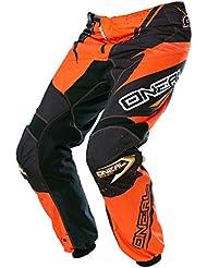 ONeal Element Racewear - Cuissard long - orange/noir 2017 Cuissard long vtt