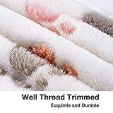 Allisandro warme und weiche Decke für Haustier wie z. B. Hunde oder Katzen, aus Korallen-Vlies, Beige, L - 4