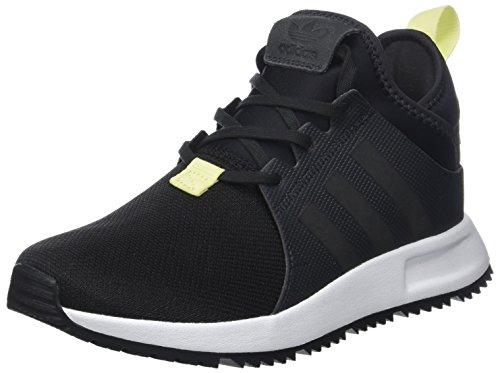 adidas Jungen X_PLR Snkrboot Fitnessschuhe, Grau (Carbon/Negbas/Ftwbla 000), 38 EU
