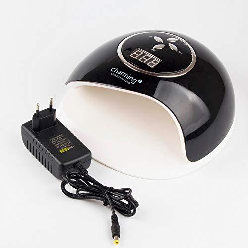 Lámpara Para Uñas 60W F8 Uv Lámpara De Hielo Para