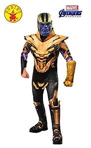 Rubies - Disfraz Oficial de los Vengadores Endgame Thanos, Talla S, Edad 3 a 4, Altura 117 cm