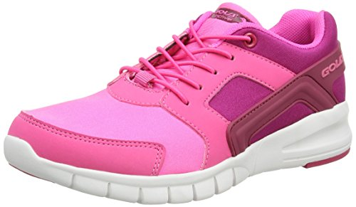 Gola Mädchen Santo Toggle Outdoor Fitnessschuhe Pink (Pink/beetroot)