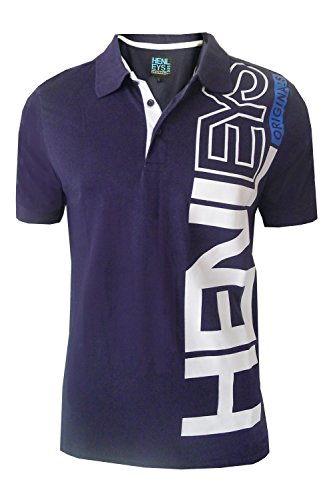 Designer Herren Henleys Eismaschine Freizeit Polohemd Kragen Kurzärmliges Top T-shirt Mantel