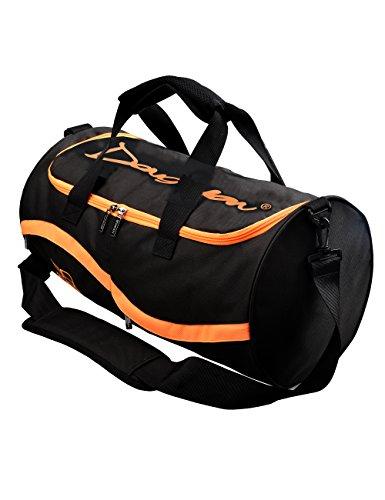 51e5942055 Douguyan Uomo Donna Borsone Palestra Borsa Sportiva Borsoni di Sport  Atletico Borsa a Spalla Barrel Bag Fitness Borsa Da Viaggio Tote Borsone  Resistente ...