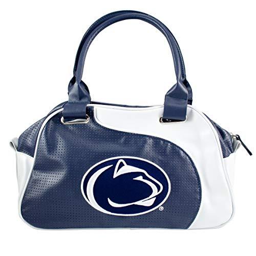 Littlearth NCAA Perf-ect Bowler Tasche, Damen, NCAA Perf-ect Bowler Handbag, Penn State Nittany Lions -