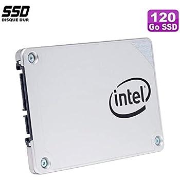 Intel SSD de 120 GB, 2.5