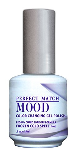 LeChat Perfect Match Mood Vernis à Ongles Frozen Cold Spell