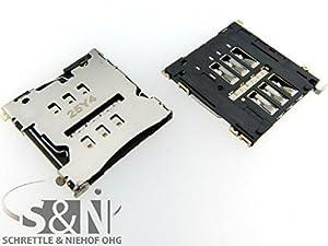 NG-Mobile HTC ONE X X+ Plus G23 Sim-Slot Kontakte Simleser Schacht Kartenleser Einschub