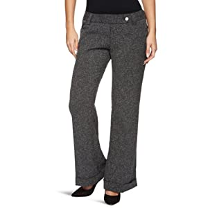 adidas AdiPure Tweed Pants Damen Hosen Freizeithosen Businesshosen Sporthosen Büro Golfhosen Golf Bekleidung Frauen