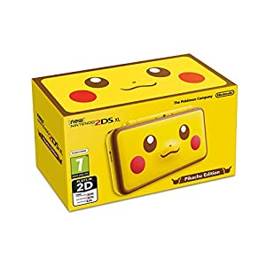 New Nintendo 2DS XL Pikachu Edition – Limited Edition