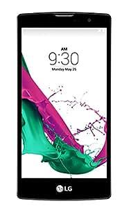 LG - G4 C - Smartphone Débloqué 4G (Ecran : 5 Pouces - 8 Go - Simple Micro-SIM - Android 5.0 Lollipop) - Titane