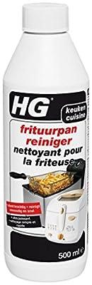 HG Nettoyant pour la Friteuse 500 ml - Lot de 2