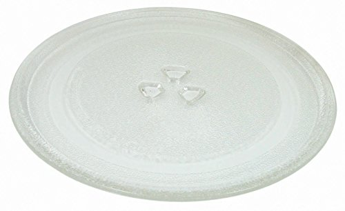 AV Microwave Glass Turntable Plate/Microwave Rotation Plate/Turntable Glass Tray only Compatible For IFB 20 L Solo Microwave Oven 20PM1S