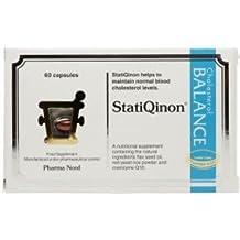 Pharma Nord StatiQinon - Natural Cholesterol Balance , 60 tapas