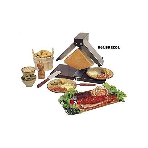 Bron Coucke BREZ01, Macchina per formaggio raclette fuso