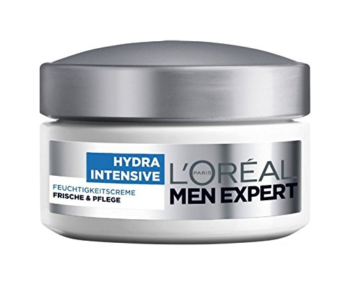 3x 50ml L'Oréal LOREAL Men Hydra Intensive Feuchtigkeitscreme 10€/100ml