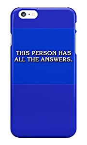 The Fappy Store Game Show Winner plastic Back Cover for iphone 6 plus