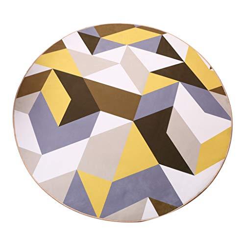 Alfombra Alfombra Moderna y Minimalista geométrica IKEA Estudio Alfom