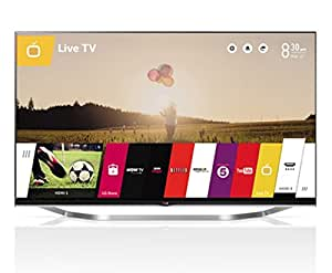 LG 65LB730V 65-inch Widescreen Full HD LED 3D Smart TV with webOS and Freeview HD (discontinued by manufacturer)