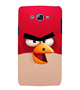 printtech Angry Bird Abstract Back Case Cover for Samsung Galaxy A3 / Samsung Galaxy A3 A300F