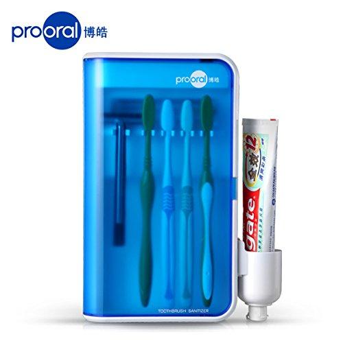 Die zahnbürste Reinigungsgerät automatische zahnbürste Sanitizer Ozon UV-Sterilisation Elektrische 2043,01 (Spülen Sanitizer)
