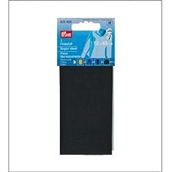 Prym Piéce thermocollante coton 12x45 cm noir