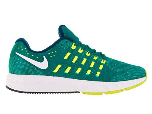 Nike Air Zoom Vomero 11, Chaussures de Running Entrainement Homme Verde (Verde (rio teal/white-volt-clear jade))