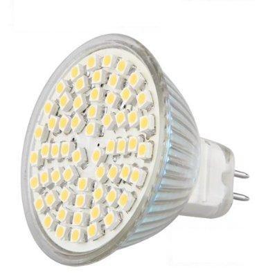 Pack 10-er MR16 GU 5.3 LED Lampe Licht 280LM Strahler Leuchte 3W 3200K Warmweiß von powerzmaz auf Lampenhans.de