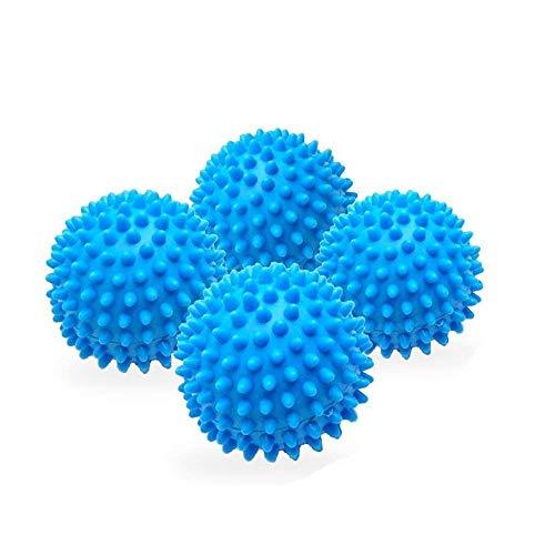 Bolas secado no tóxicas reutilizables 4 unidades
