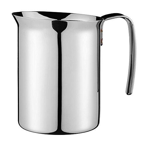 Bialetti 1804 Bricchi Pot à Lait Acier Inoxydable Argent 50 x 40 x 5 cm 750 ml