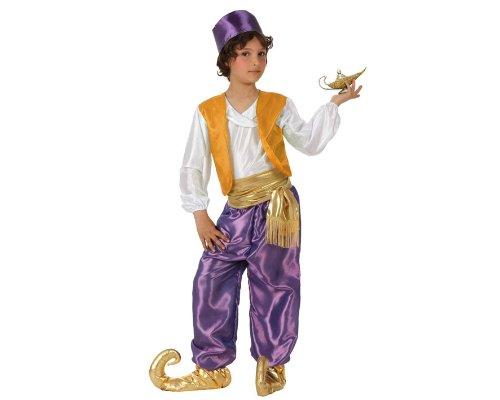 Originale Kostüm Carnevale (Kostüm von Aladin (Kind) 10-12)
