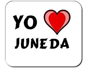 """informatica juneda: Almohadilla con estampada de """"Te quiero"""" Juneda (ciudad / asentamiento)"""