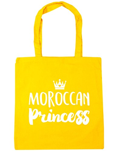 41OtfzI KaL UK BEST BUY #1HippoWarehouse Moroccan princess Tote Shopping Gym Beach Bag 42cm x38cm, 10 litres price Reviews uk