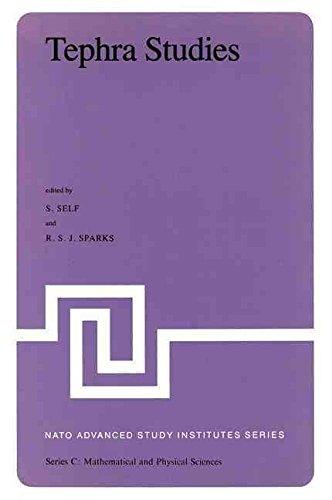 [(Tephra Studies : Proceedings of the NATO Advanced Study Institute